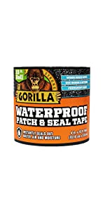 Gorilla Waterproof Patch & Seal Flex tape