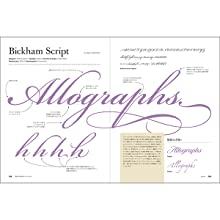 欧文書体 Bickham Script
