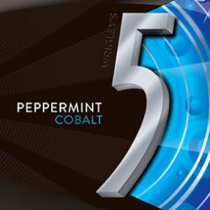 Pepperming COBALT 5 GUM