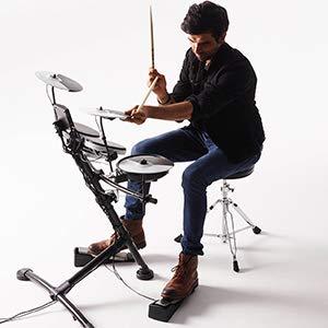 Roland; TD-1K; Digital drums; quiet drum kit; electronic drum kit; V-drums; beginner drum kit