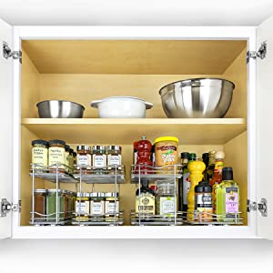 Lynk Professional Pull Out Spice Racks