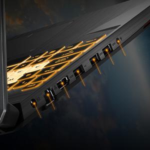 ASUS TUF Gaming FX505DY-BQ024 - Portátil Gaming 15.6
