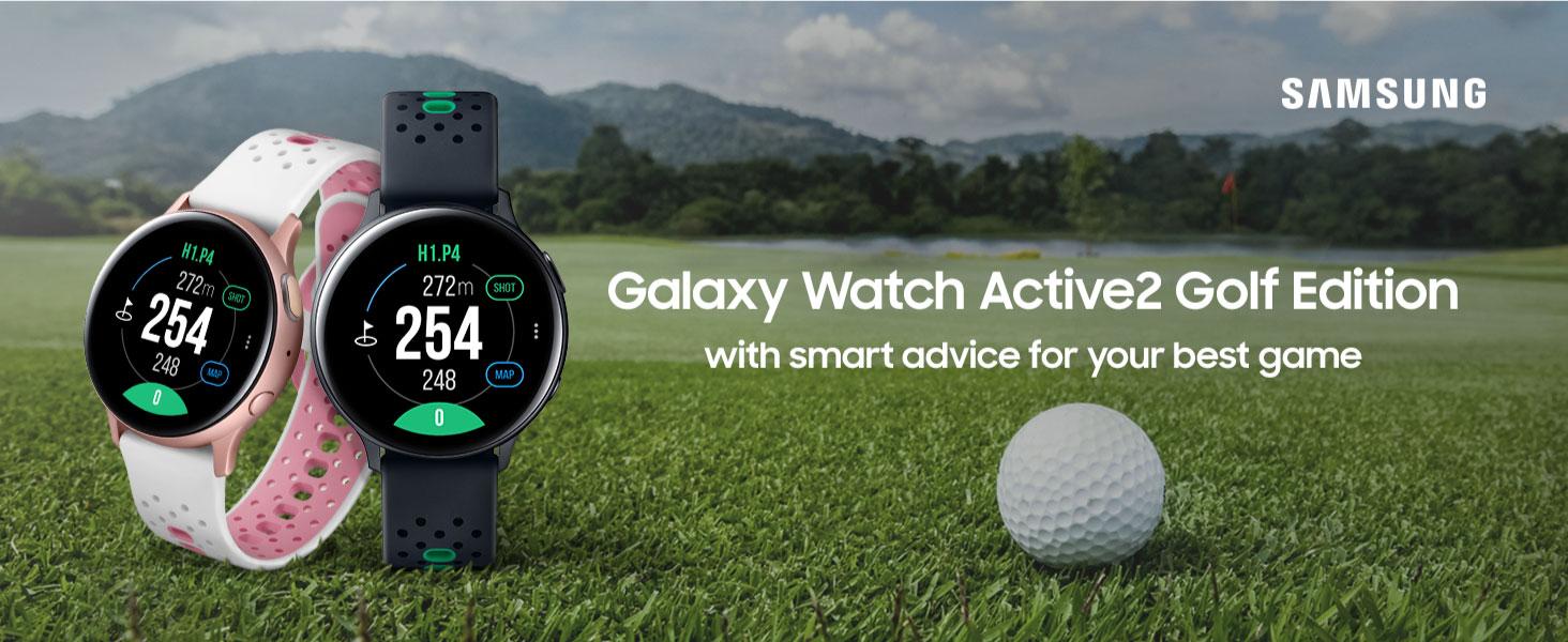 Galaxy Watch Active2 Golf Sürümü
