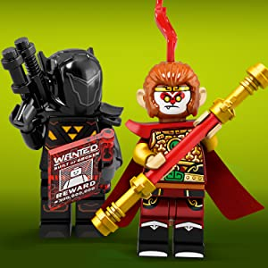 1 Lego ® Minifigure in DVB or OP-your choice from the series 19-Lego #71025