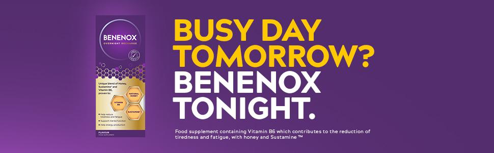 Benenox Title