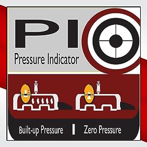 Prestige Junior Induction Base Aluminium Pressure Handi