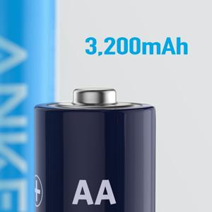 Anker AA Alkaline Batteries