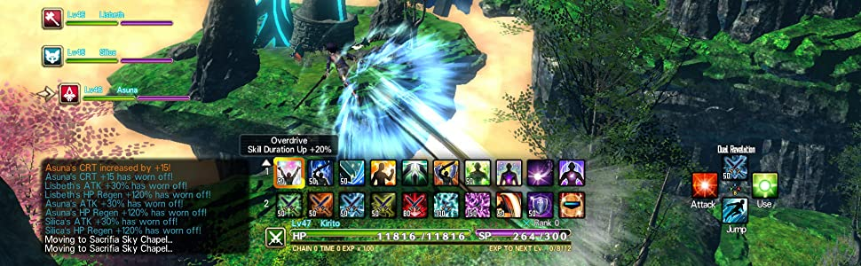 Sword Art Online: Hollow Realization: Amazon co uk: PC & Video Games