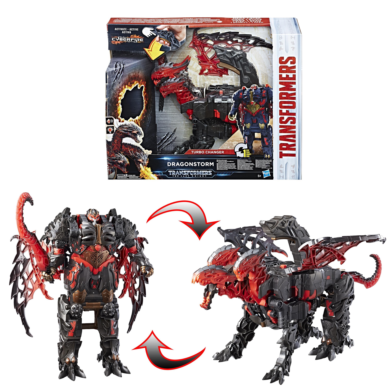 Hasbro transformers c eu movie mega turbo changer