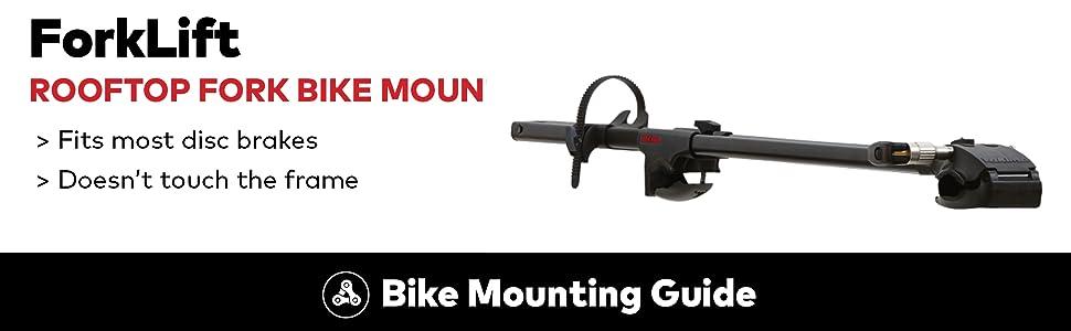 Amazon Com Yakima Forklift Fork Mount Bike Carrier For
