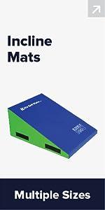incline mat wedge mat for comfort