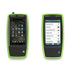 LinkRunner G2, AirCheck G2, Network Tester, Wi-Fi Tester, Wireless Tester