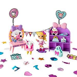 confetti, popper, doll, collectible