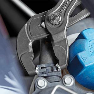 Alicates para abrazaderas Knipex: gran funcionalidad y alta calidad