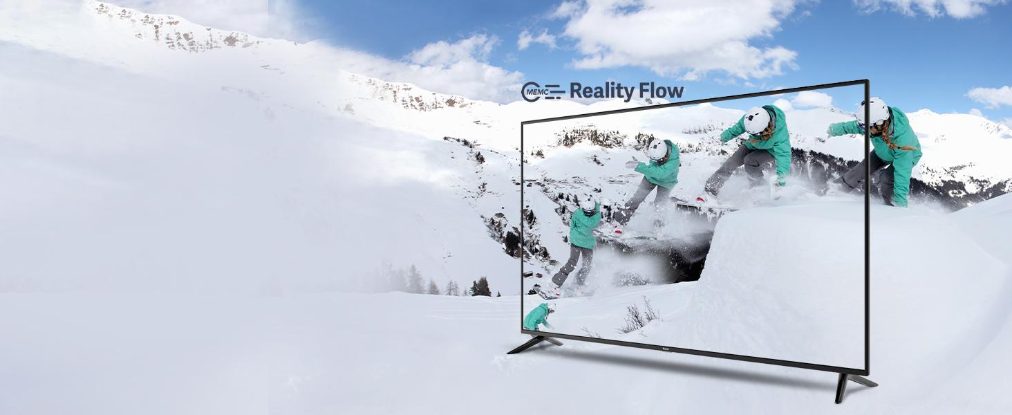 Reality Flow