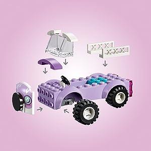 LEGO, car