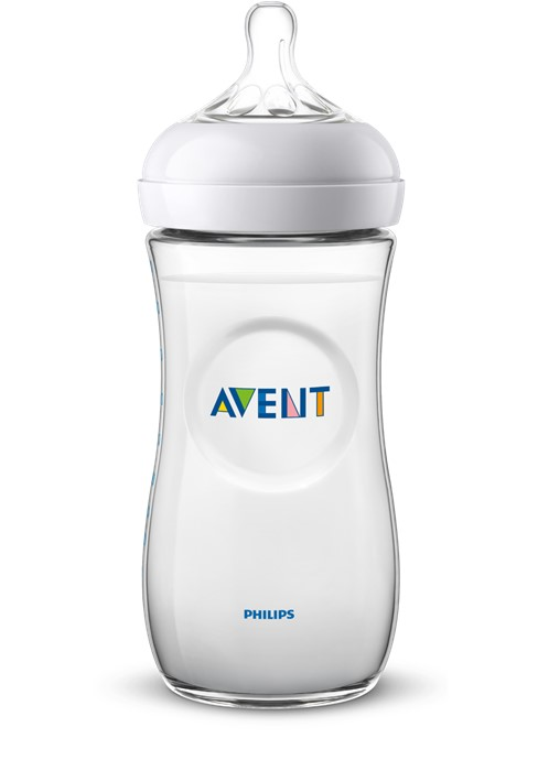 3 Mois+ Philips Avent SCF816//14 1  Biberon Anti-colic 330 ml valve AirFree/™
