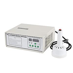 VEVOR Manual Induction Sealer 20 mm - 100mm Induction Sealer Bottle Cap  Sealing White