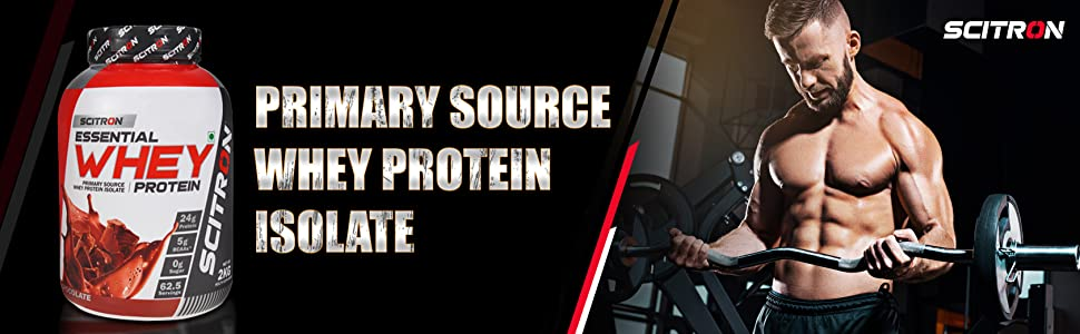 whey protein isolate source