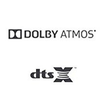 dolby atmos ; dtsX