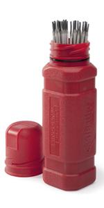 Rod Storage; Electrode Canister;