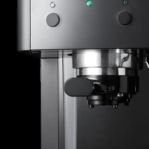cialde, caffè macinato, cialda, portafiltro, macchina manuale, macchina per caffè espresso