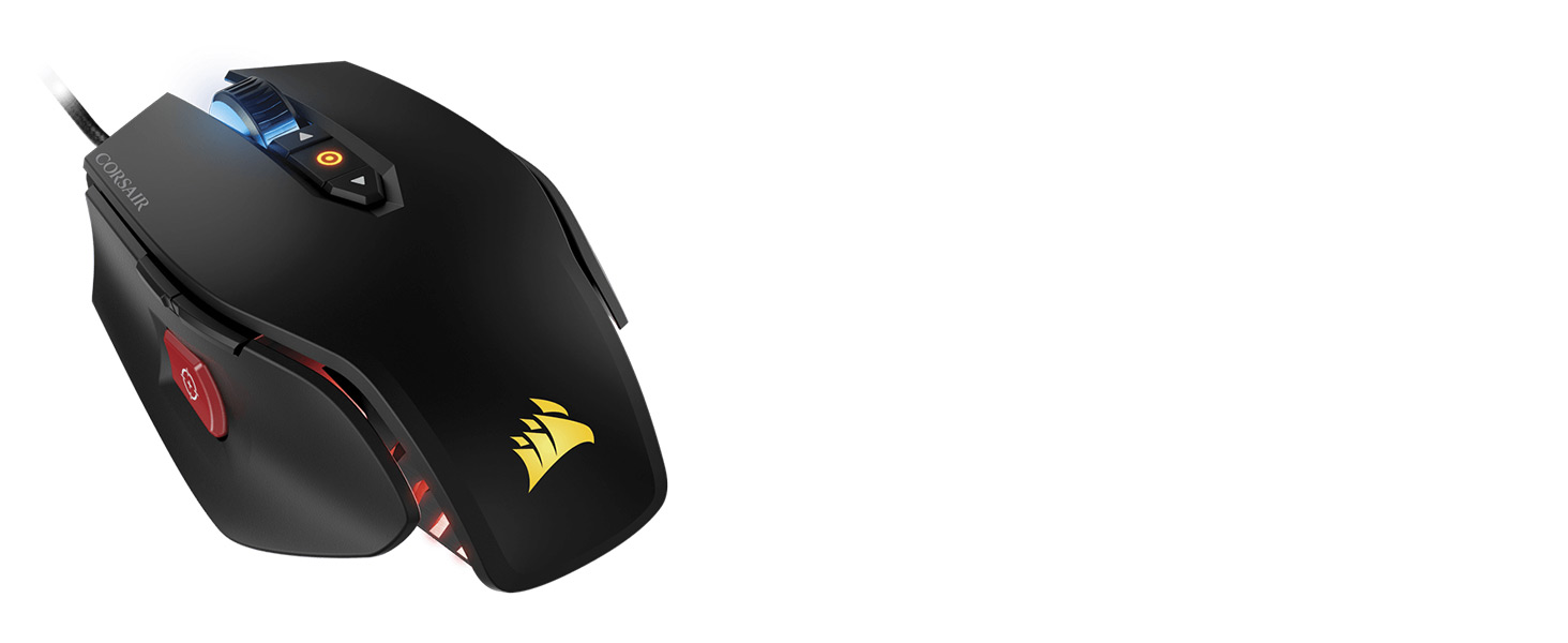 M65 PRO RGB FPS Gaming Mouse — Black
