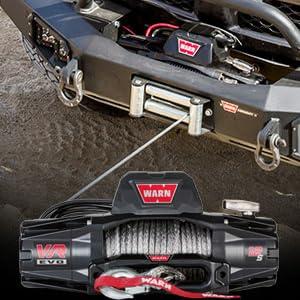 warn go prepared winches winch pulley truck jeep