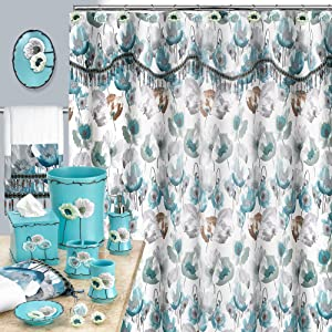 modern shower curtains, country shower curtains, luxury shower curtains, elegant shower curtains