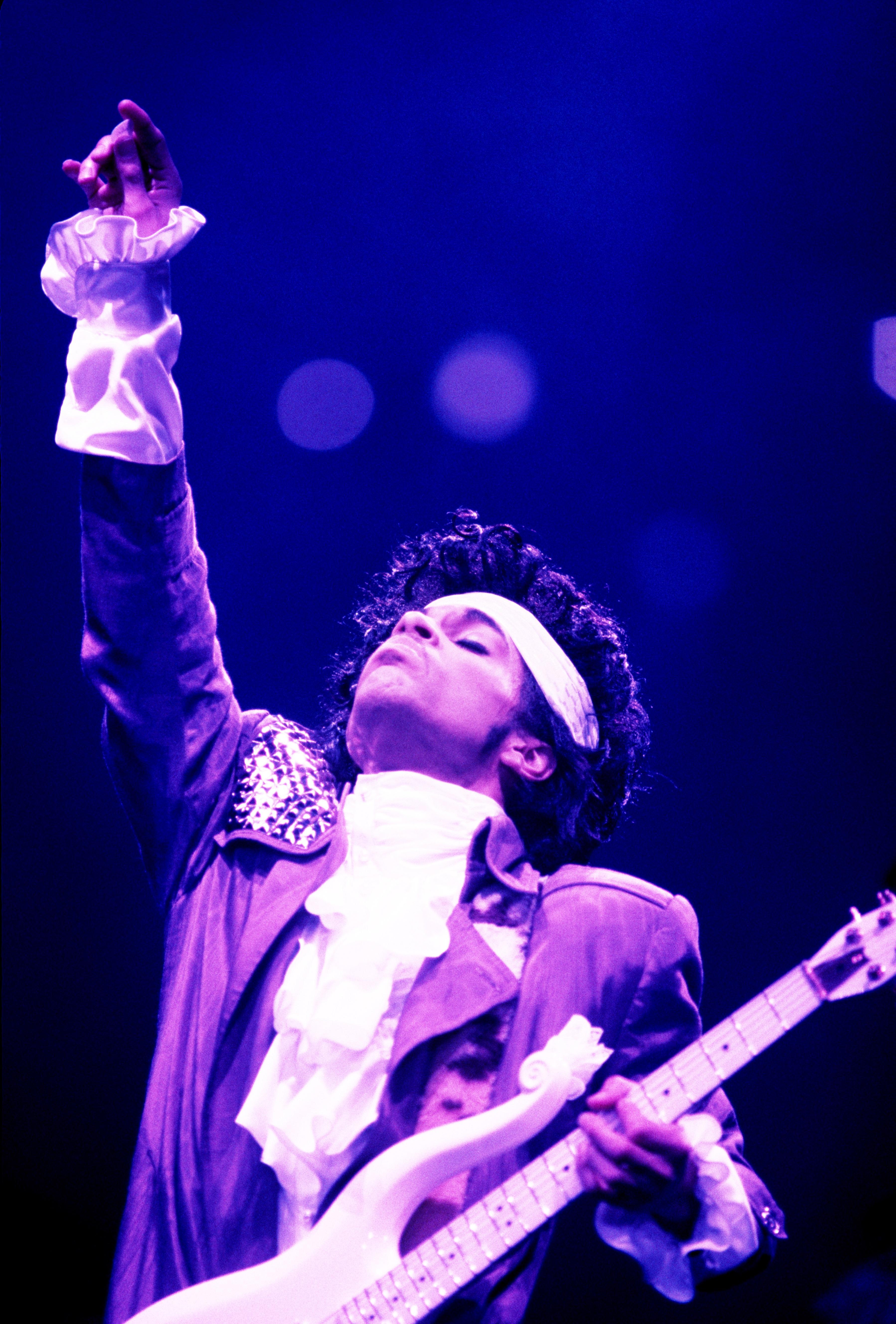 Prince and the Purple Rain Era Studio Sessions: 1983 and