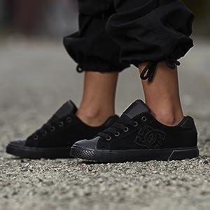 DC Shoes, women's, Chelsea