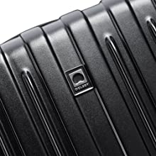 delsey paris luggage titanium helium expandable