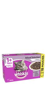 Whiskas, Whiskas cat food, wet cat food, cat food pouches, Whiskas pouches