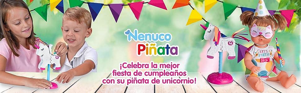 nenuco piñata