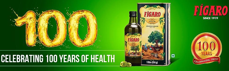 Olive oil, figaro
