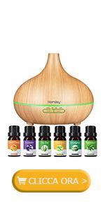 Difusor de Aromas Difusor de Aceites Esenciales