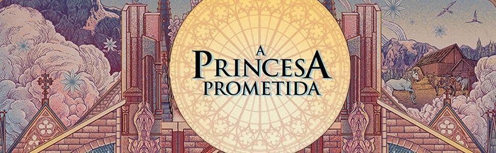 A Princesa Prometida - 9788551003213 - Livros na Amazon Brasil