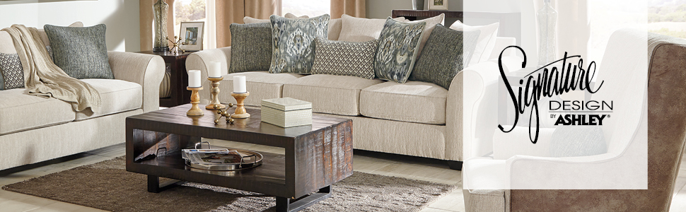 signature design by ashley, ashley furniture tables, accent tables