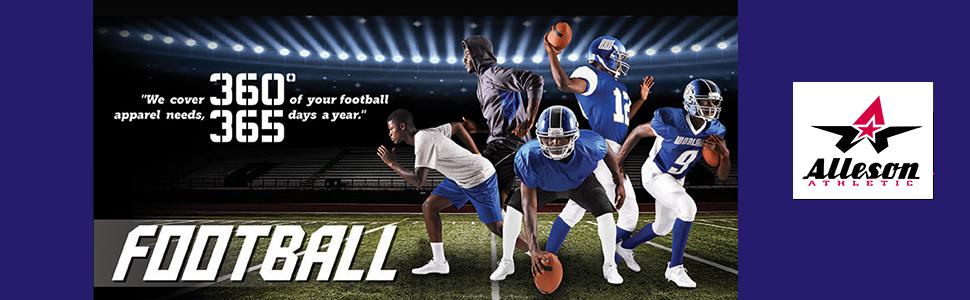 alleson athletic football pants girdles