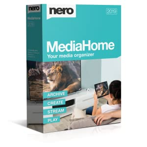 Nero Media Home 2019