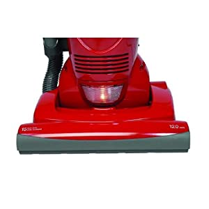 Powerful 12-Amp Motor and 15-Inch Cleaning Path