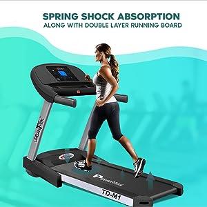 treadmill, treadmills for home use, motorised treadmill, PowerMax treadmills, running machine,