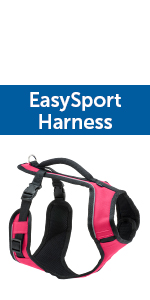 dog harness easy walk deluxe padding no pull