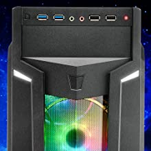 PC-Geh/äuse Sharkoon VG6-W RGB
