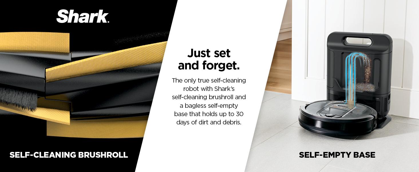 self cleaning brushroll, no hair wrap, pet hair vacuum, robotic vacuum for pet hair