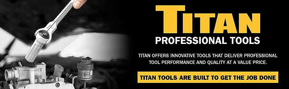 Titan Brand Statement