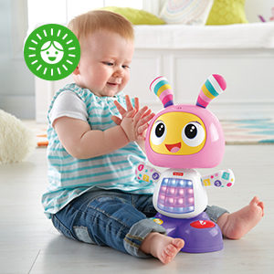 BeatBo's sister is the perfect playtime pal for singing, dancing and move 'n groove fun.