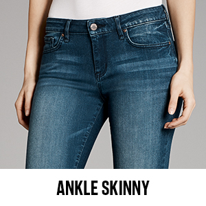 3034533d917 William Rast Women s Plus Size Perfect Skinny Ankle Jean at Amazon ...