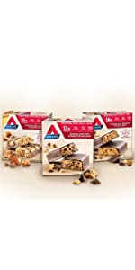 Meal bars, low carb, high protein, low sugar, low carb, lifestyle, atkins