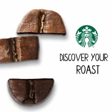 discover your roast Starbucks by nespresso coffee pods capsules at home machines